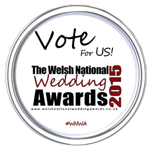 Welsh National Wedding Awards 2015