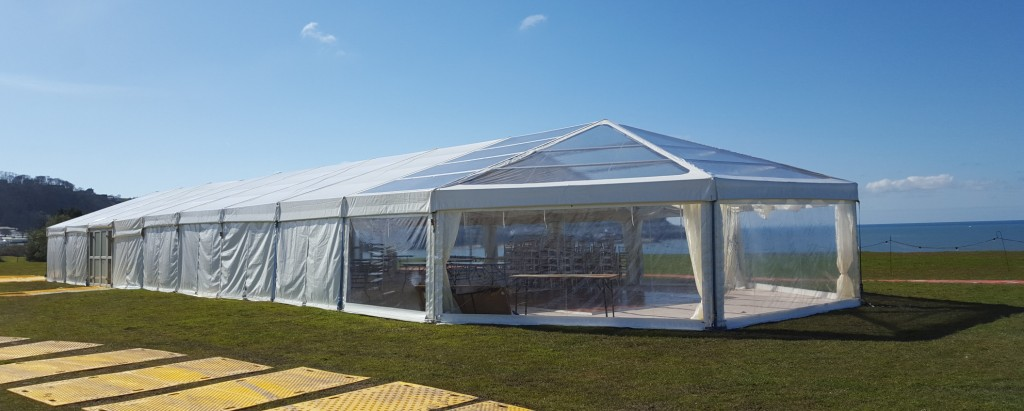 sea view tent