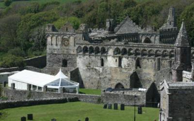 Bishop's Palace, Pembrokeshire