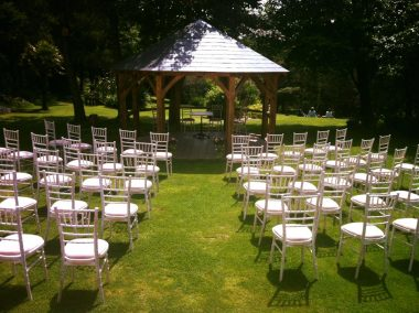 Hilton Court wedding venue Pembrokeshire