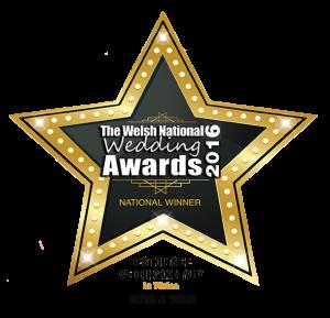 Welsh National Wedding Awards Winners
