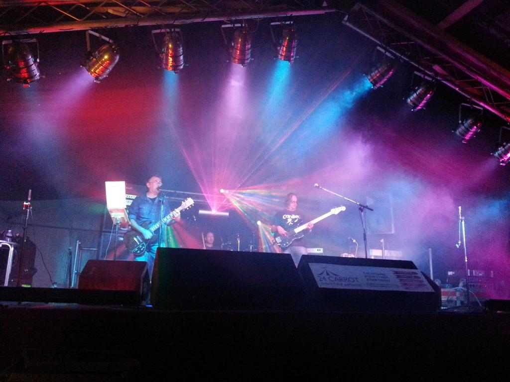 Kranchaft at Cardigan Festival