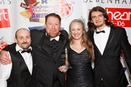 Prestigious Welsh National Wedding Awards
