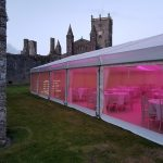 Bishops Palace wedding venue