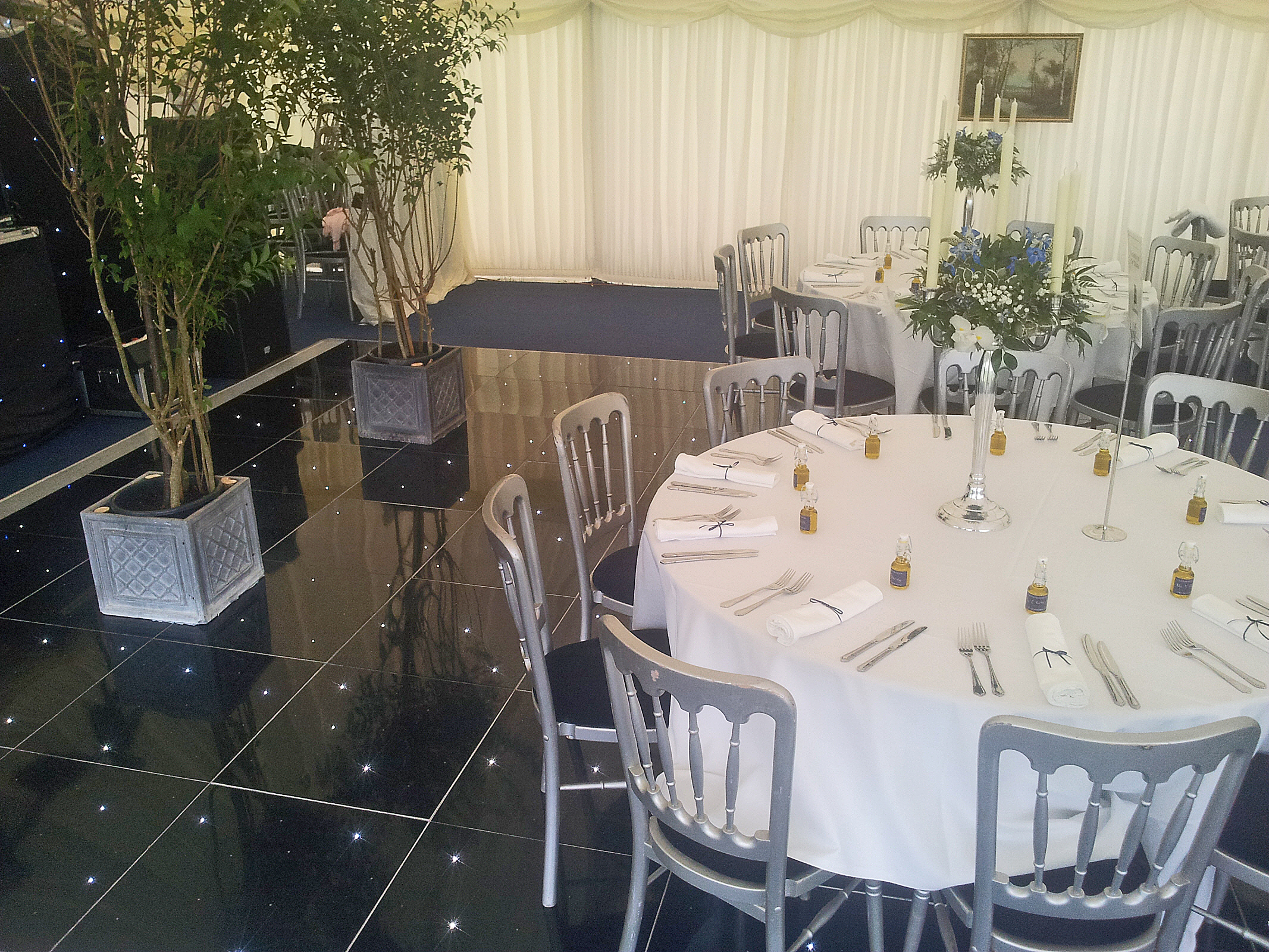 Bay View Wedding Marquee