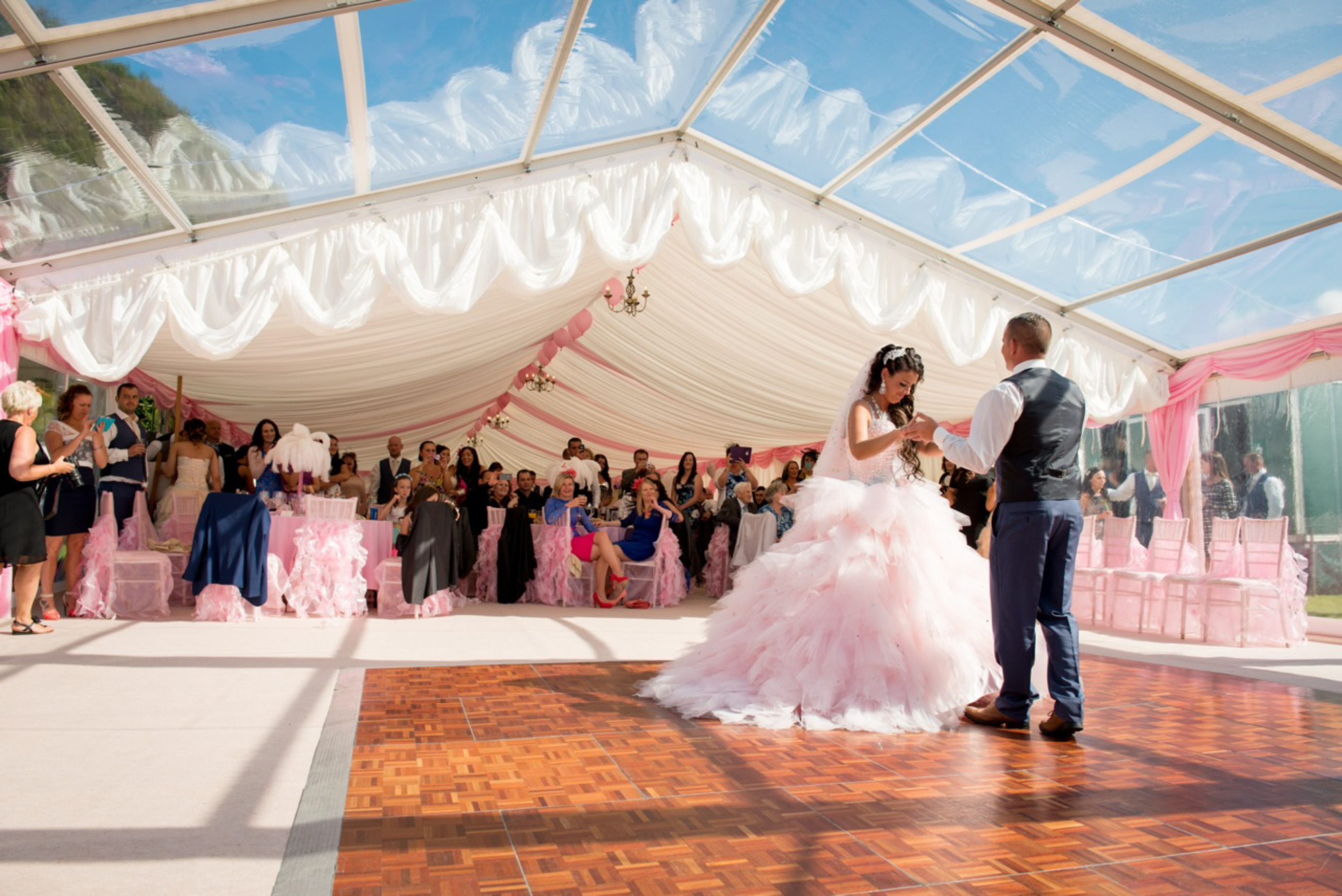 Llanerchaeron Wedding