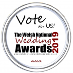 Welsh National Wedding Awards 2019