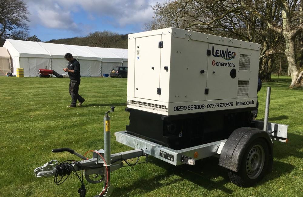 Lewlec Generator Hire